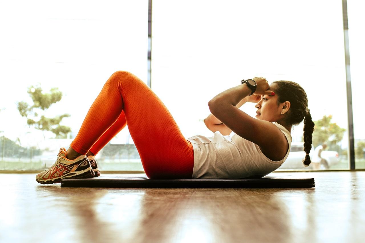 「ポッコリお腹」の防止になり、姿勢も良くなる。