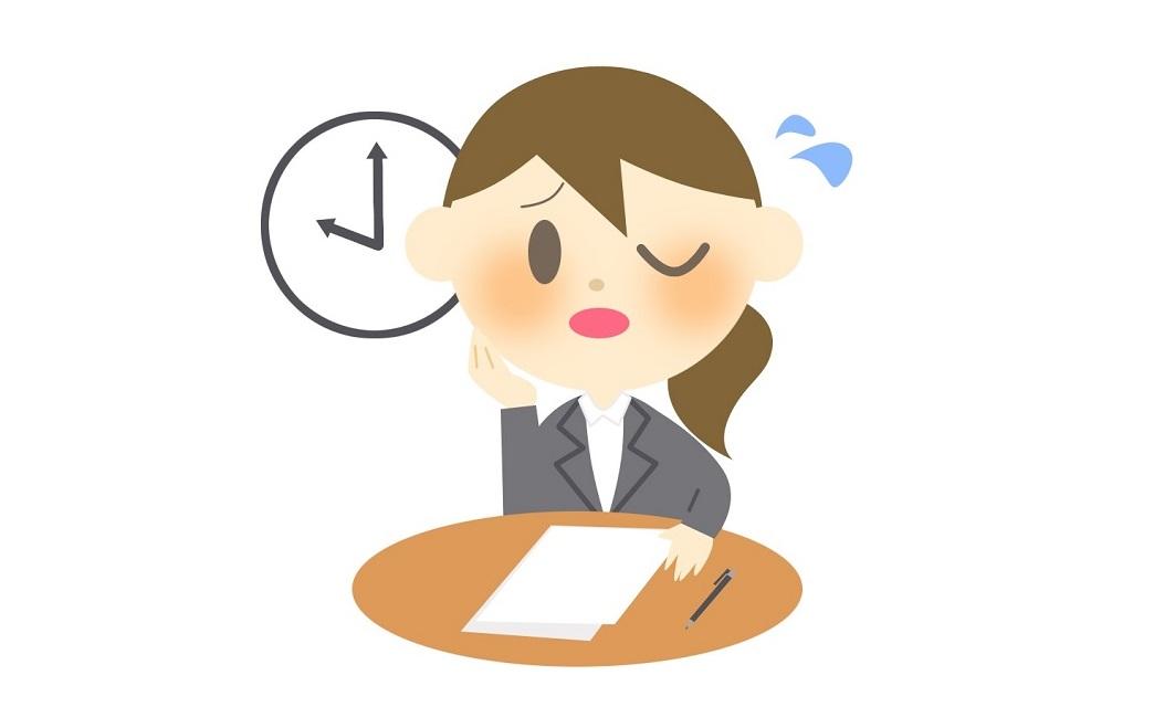 毎日時間に追われて忙しい日々を送る人も多い