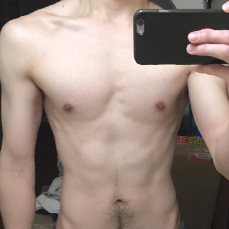 筋トレで筋肉質に