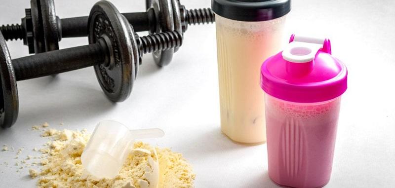 タンパク質を効率よくとるなら、やはりプロテイン