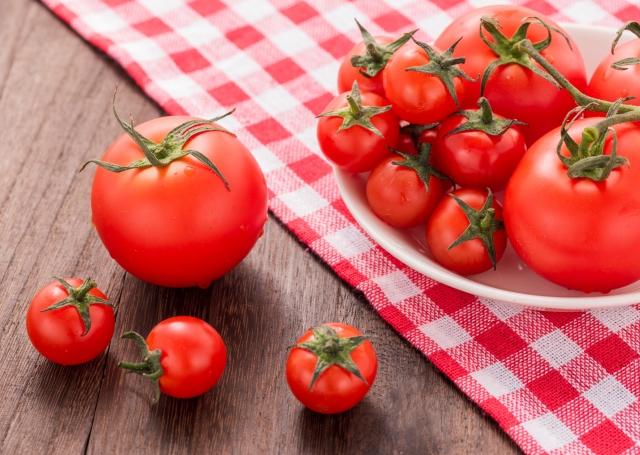 トマトを食べると、まず、お通じの良さにびっくりでした。