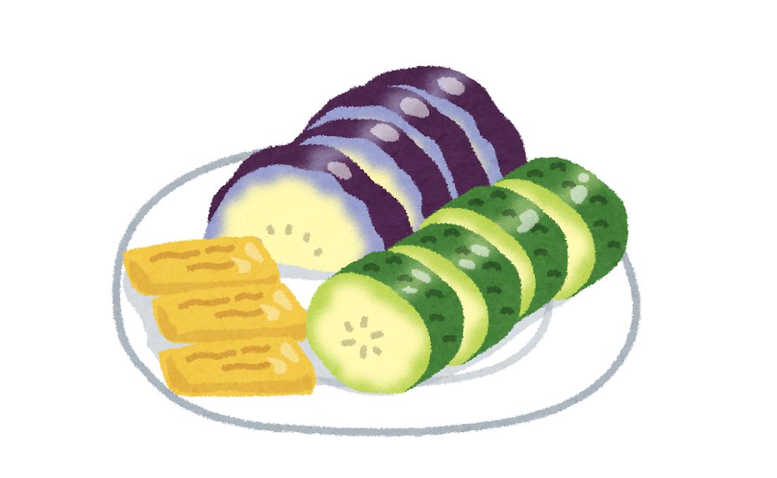 漬物は地域によって無数のいろいろな味があり、もの珍しさで結構食べれますよ。