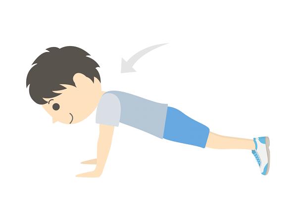大胸筋を鍛え筋肉量を増やすトレーニングとして、最もポピュラーなのは、やはり腕立て伏せです。